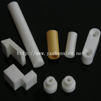 High hardness excellent insulating polishing pump zirconia ceramic