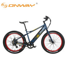 Top sale 500w high power fat tire electric snow bike