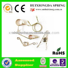 Anti-Corrosion Small Adjustable Coils Torsion Spring