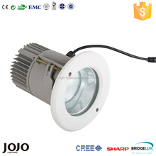 15W waterproof led shower light