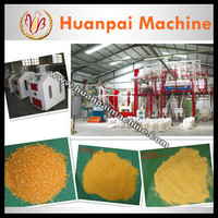 10T/D maize flour milling equipment for maize/corn/wheat