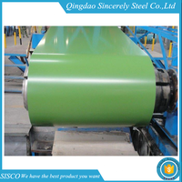 Prepainted galvanized steel coil construction materials in high quality