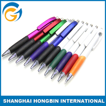 Custom Logo Print Ballpoint Pen with Mixed Color Pen Holder