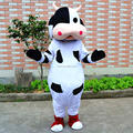 cow mascot costume for sale/ used mascot costume for sale