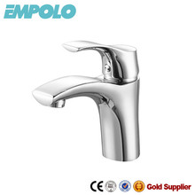 2014 Brass Chrome Single Handle Health Bathroom Faucets With Flexible Hose For Vessel Sinks 92 1101