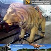 N-W-Y-882-animatronic life size moving animals lion statues