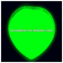Glow In dark Photoluminescent Powder Luminous Paint Pigment