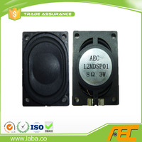 AEC New Loudspeaker Parts 28*40mm 3w 8ohm Notebook Computer Speaker
