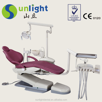 Guangzhou factory Dental Chair unit SL-8500 Popular High Quality Chair with cheap price