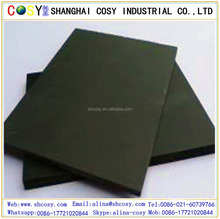 adhesive pvc rigid foam sheet black 4mm