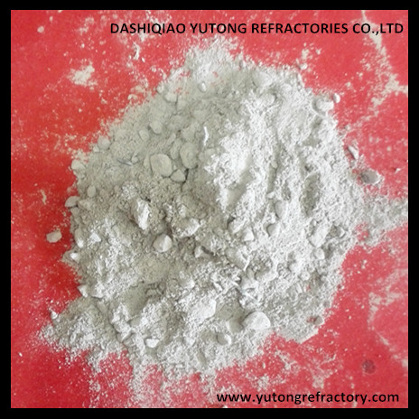 unshaped refractory products/Castable for Ladle/bulk refractory material