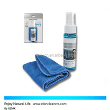 anti bacterial spray clean lcd screen mobile phone cleaner