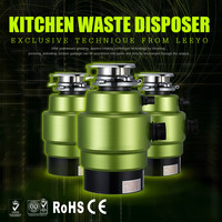 stainless steel hotel kitchen restaurant food waste disposer