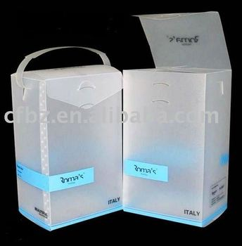 Plastic Polypropylene PP Packaging Boxes