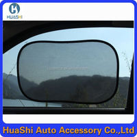 Wholesales high quality PVC roller side car sunshade for japanese american and european markets