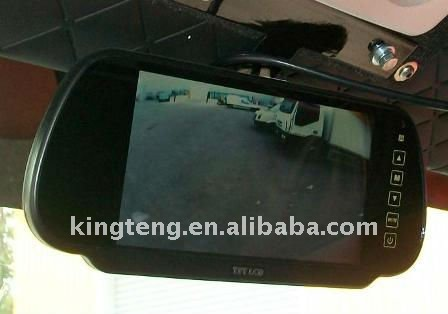 Bus/Truck/Heavy Duty Night Vision Reversing Side View Car Camera KT-923