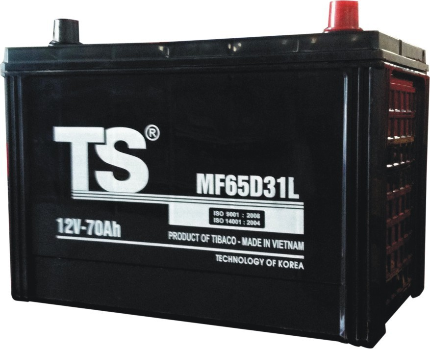 MF65D31L (12V-70Ah) Battery for Automobiles