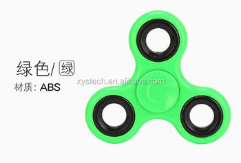 Stress Reducer LED Fidget Spiner for Adults, EDC ADHD Focus Toys LED Fidget Spinner with high quality for adult use