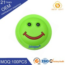 hot promotional gifts silicone/pvc fridge magnet