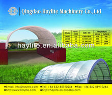 Pvc PE farm storage shelter Container tent