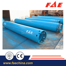 Foundation drilling rig double wall casing, price casing pipe drilling