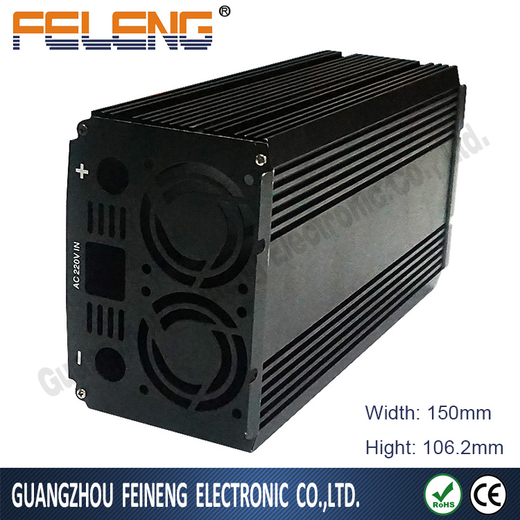 Came into Market waterproof IP68 connector box / aluminum enclosure producer / aluminum enclosure extrusion box