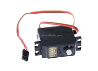 Replacement SG 5010 Torque Coreless Servo For RC Helicopter/Car Black SG5010