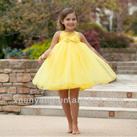 new designed ball gowns for kids girls party princess dresses