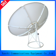 C Band 150cm Big Parabolic Satellite Tv Dish Antenna