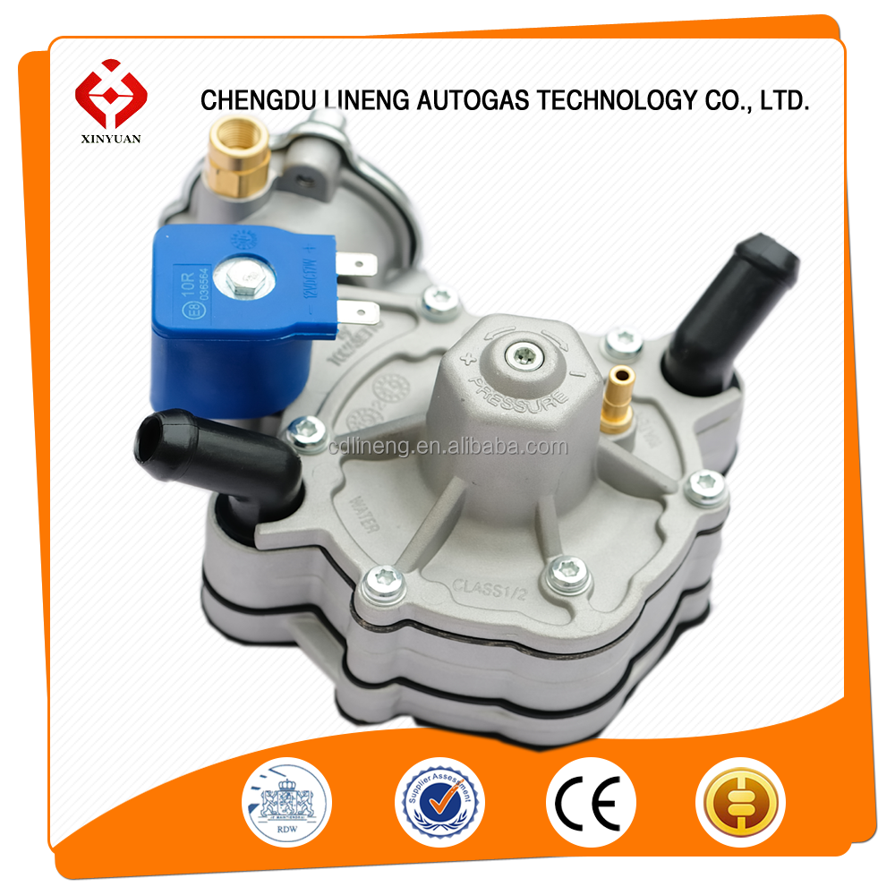automatic lpg low pressure gas regulator