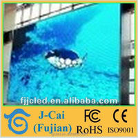 advertising p8mm outdoor full color laptop 8 led screen