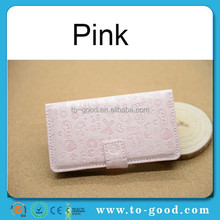 Wholesale Alibaba China Manufacture Custom Cheap Cell Phone Accessory For iPhone 5(Pink)
