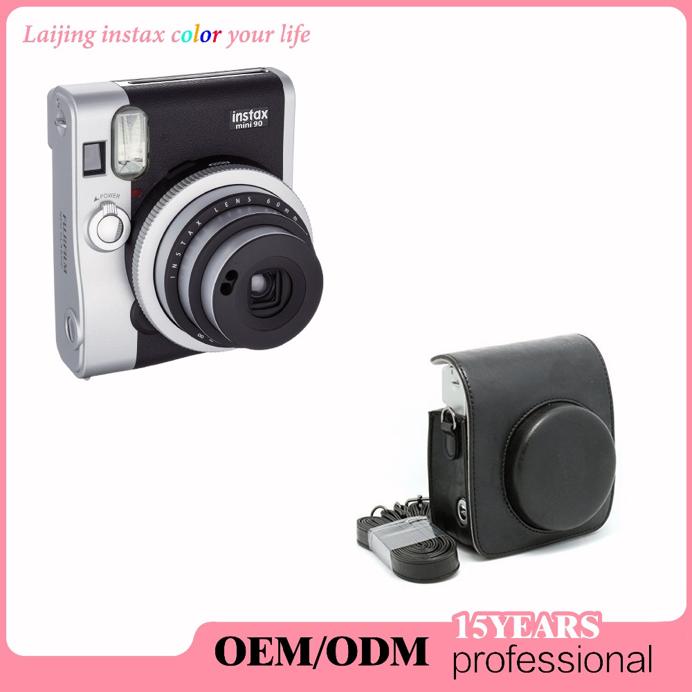 Wholesale Fujifilm Instax Mini 90 Neo Classic Instant Film Camera Color Black