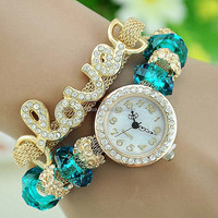 Fashion sapphire crystal watch glass NSBR-25083