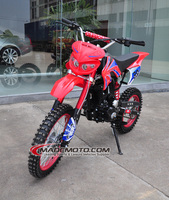 real product dirt bike for sale with 150CC 4stoke air cooled engine