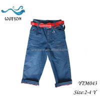 European Kids Denim Jeans Wears