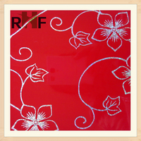 Chinese Red UV Formica/High Difinition UV HPL/HPL for Furniture