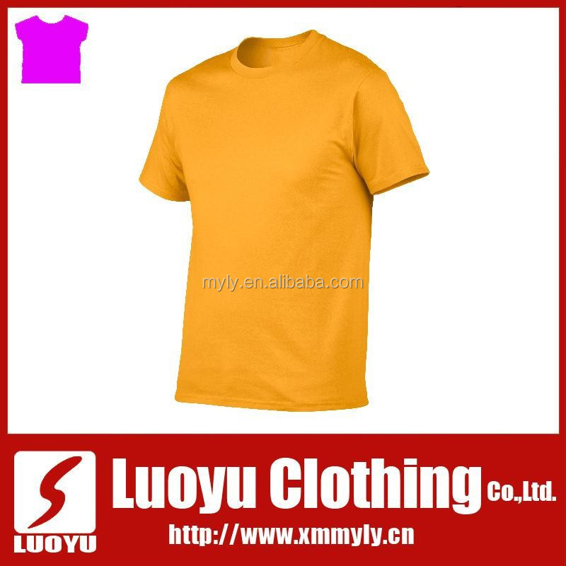 Unisex cotton 100 plain t shirts 100 percent cotton