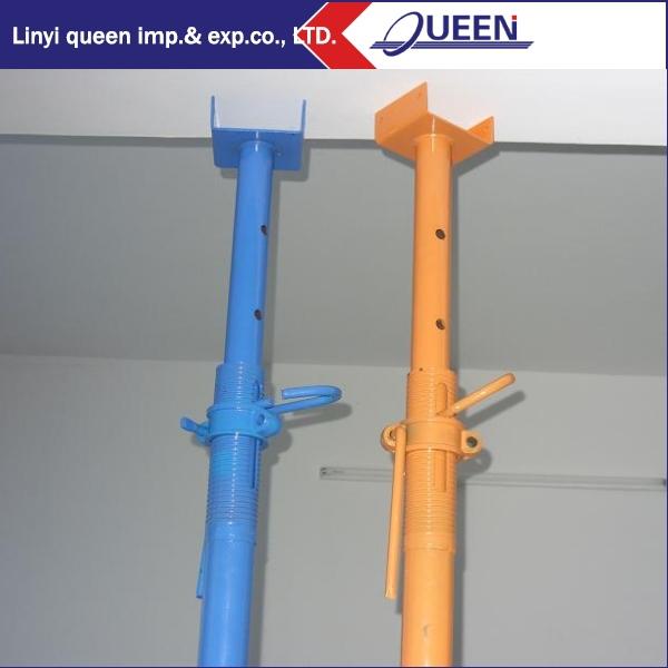 Hydraulic Shoring Jacks : Adjustable steel shore prop support hydraulic shoring