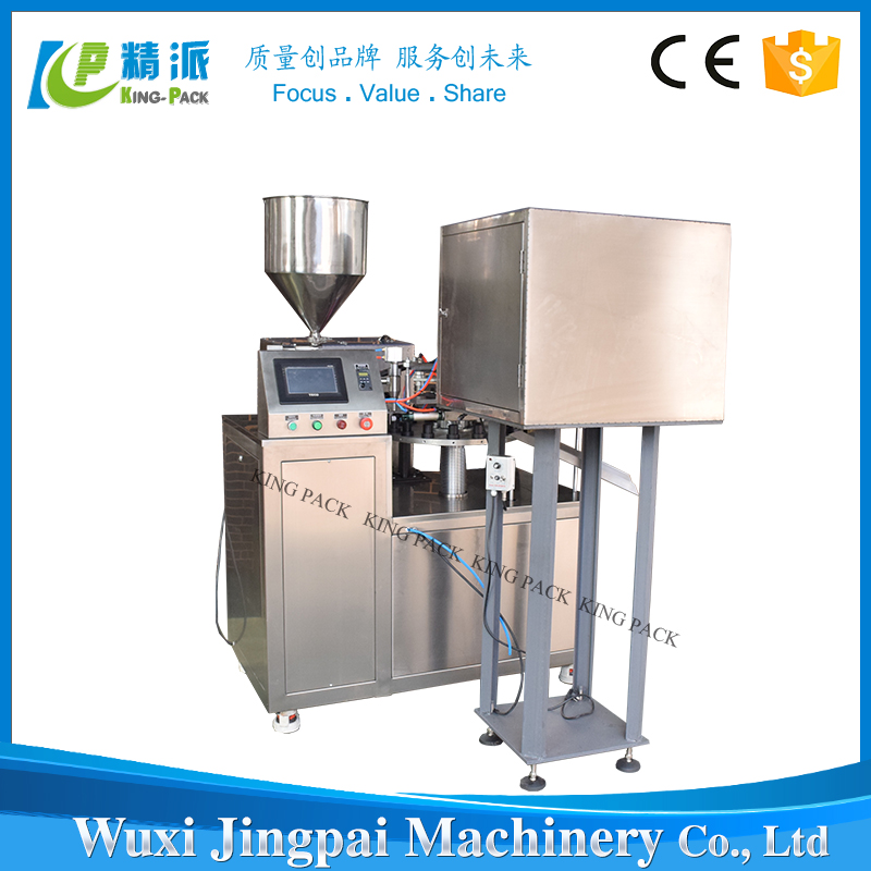 Filling Machine And Capping Equipment For Glue Sealant