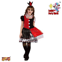 Lucida Halloween Carnival costume toddler/kid 91073 clown new arrival party costume supplier