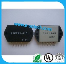 Hybrid-IC Sanyo HYB-10 STK792-110 STK792-110E Vertical Deflection Output Circuit for CTV and CRT Displays