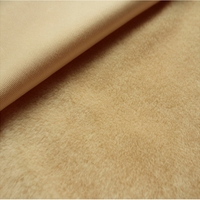 thermal underwear pv plush fabric with dyeing