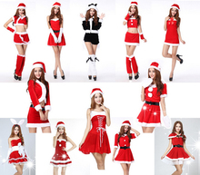 Wholesale Adult Women Sexy Christmas Costume