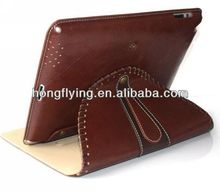 2014 the most fashional 360 Rotating PU Leather Case Smart Cover Stand for iPad2 iPad3 iPad4