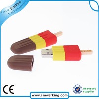 Popular Custom design Soft PVC USB wholesale cheap usb flash drive