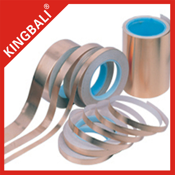 King bali manufacturer air conditioning insulation Copper Foil Tapes