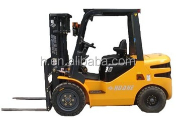 forklift 3 ton, diesel engine, tyre 28*9-15-12PR, lifting height 3m, fork 1070mm
