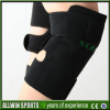 Blue Sports Calf Shin Leg Elastic Protection Brace Support Wrap