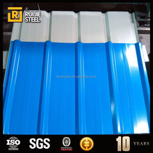 corrugated iron sheet used metal roofing